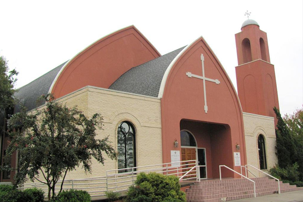 St. Mary Coptic Orthodox Church (Raleigh, NC)